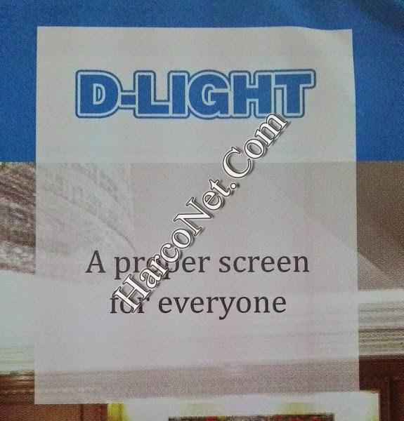 Screen D-Light Motorized, Jual Layar Motorized D-Light