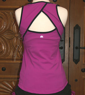 Style Athletics Kyodan Purple Tank Top