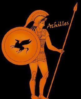 Achilles vase