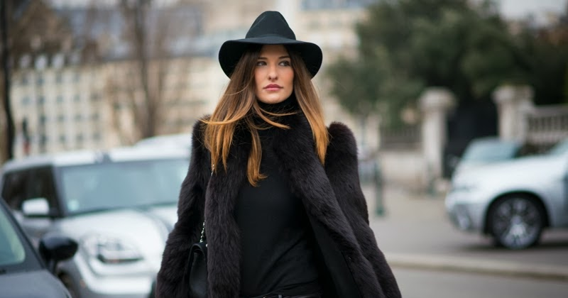 The Fashion Mood Book Winter Street Style