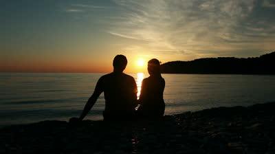 sunset couple quotes quotesgram