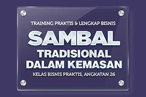 Training Sambal