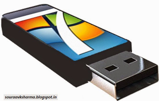 boot usb flash drive windows xp