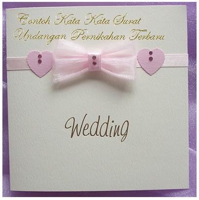 history undangan pernikahan coreldraw biru