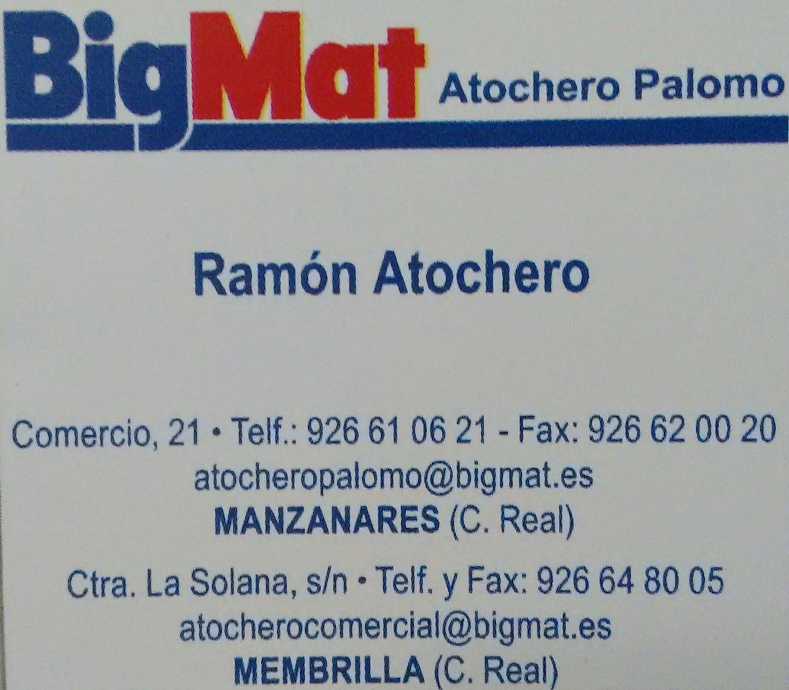 BIGMAT ATOCHERO PALOMO