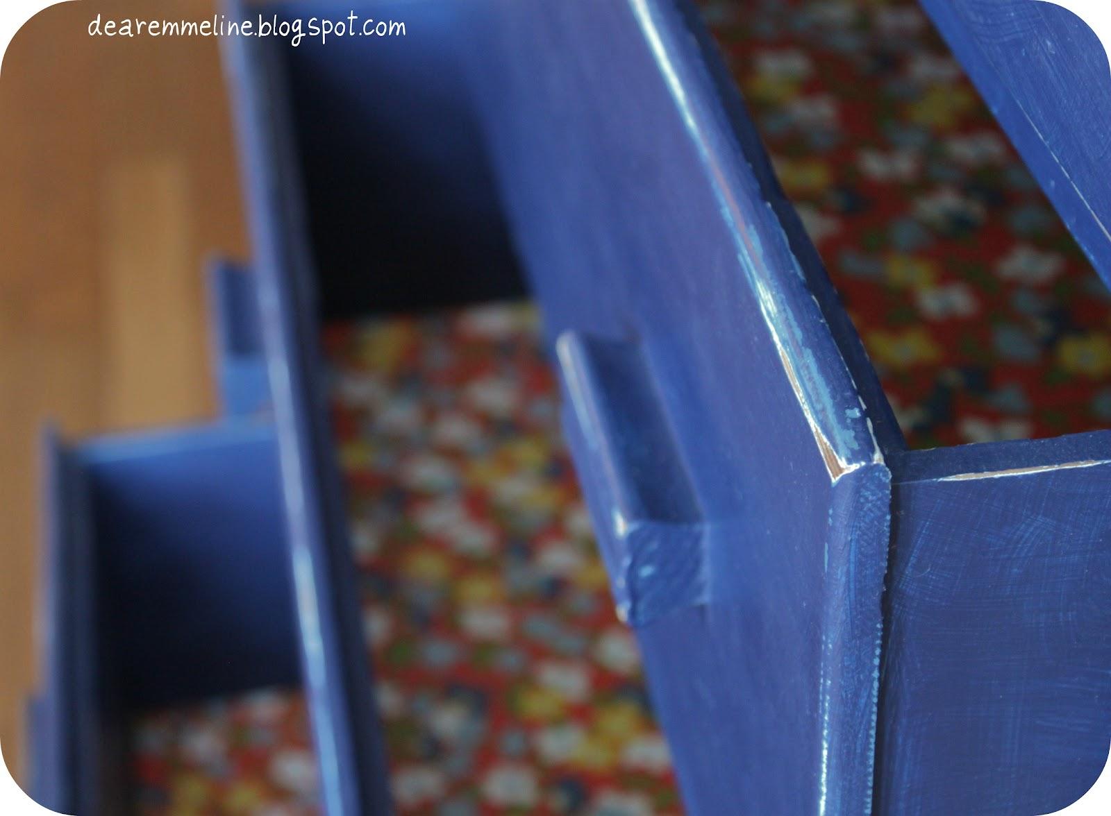 Dear Emmeline  Change of Plans  The Blue Wallpapered Dresser