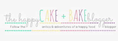 The happy cake and bake blogger