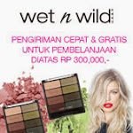 Get Wet n Wild Product in Indonesia