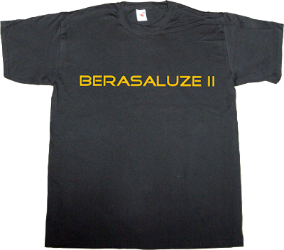berasaluze II fronton fronton tv tribute t-shirt ephemeral-t-shirts