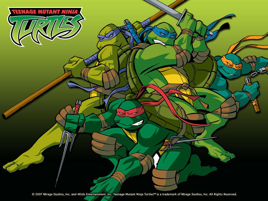 Teen aga ninja turtles