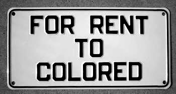 Deep South Housing Restrictions, 1960s