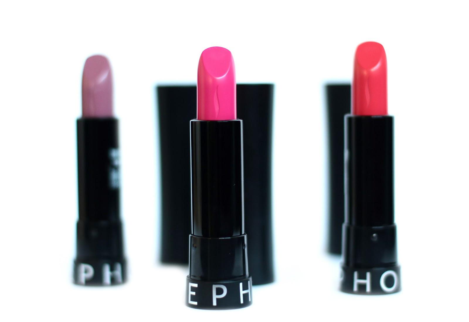 sephora rouge à lèvres crème nouvelle formule test avis