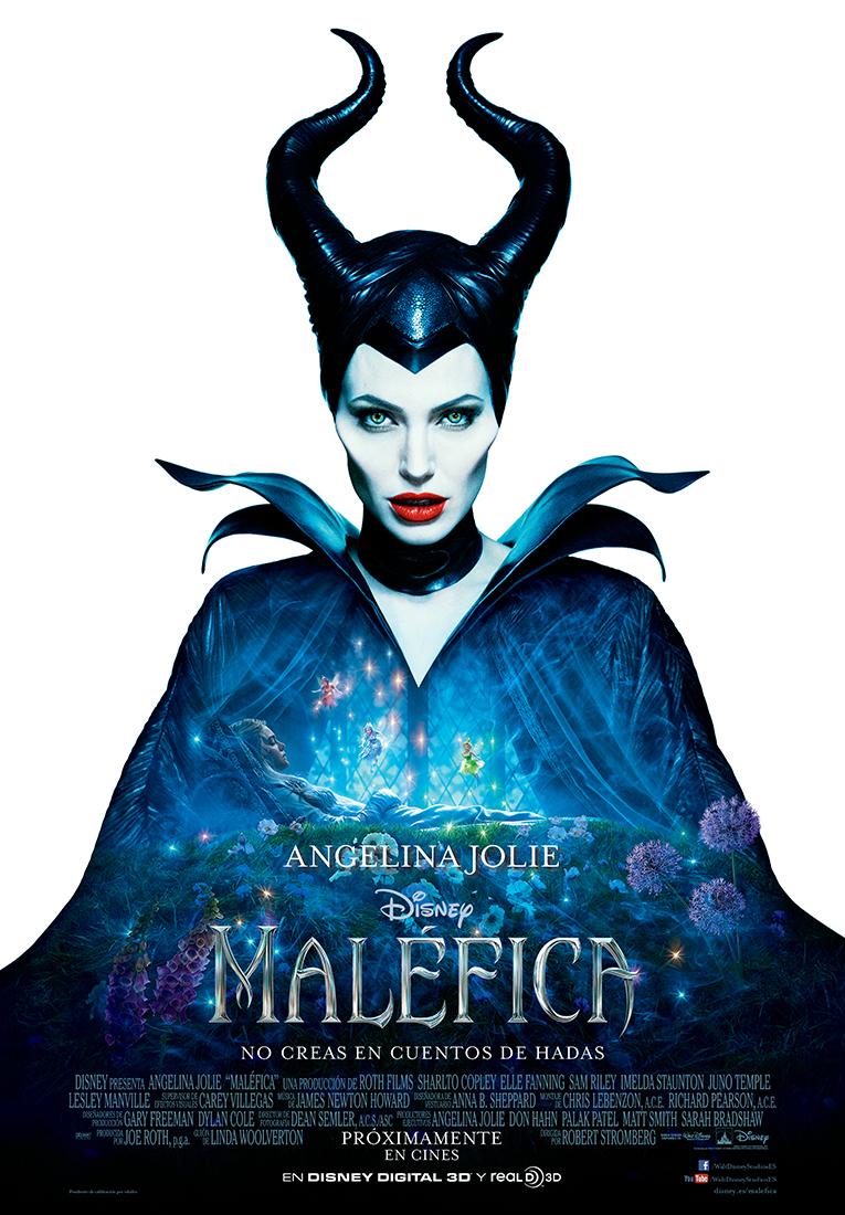 Cartel de la película MALÉFICA, Maleficent