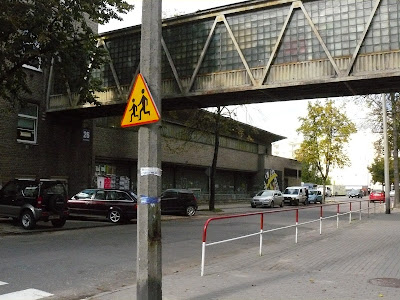 Łącznik IX LO w Gdyni