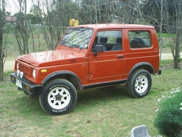 Suzuki Sj Parts