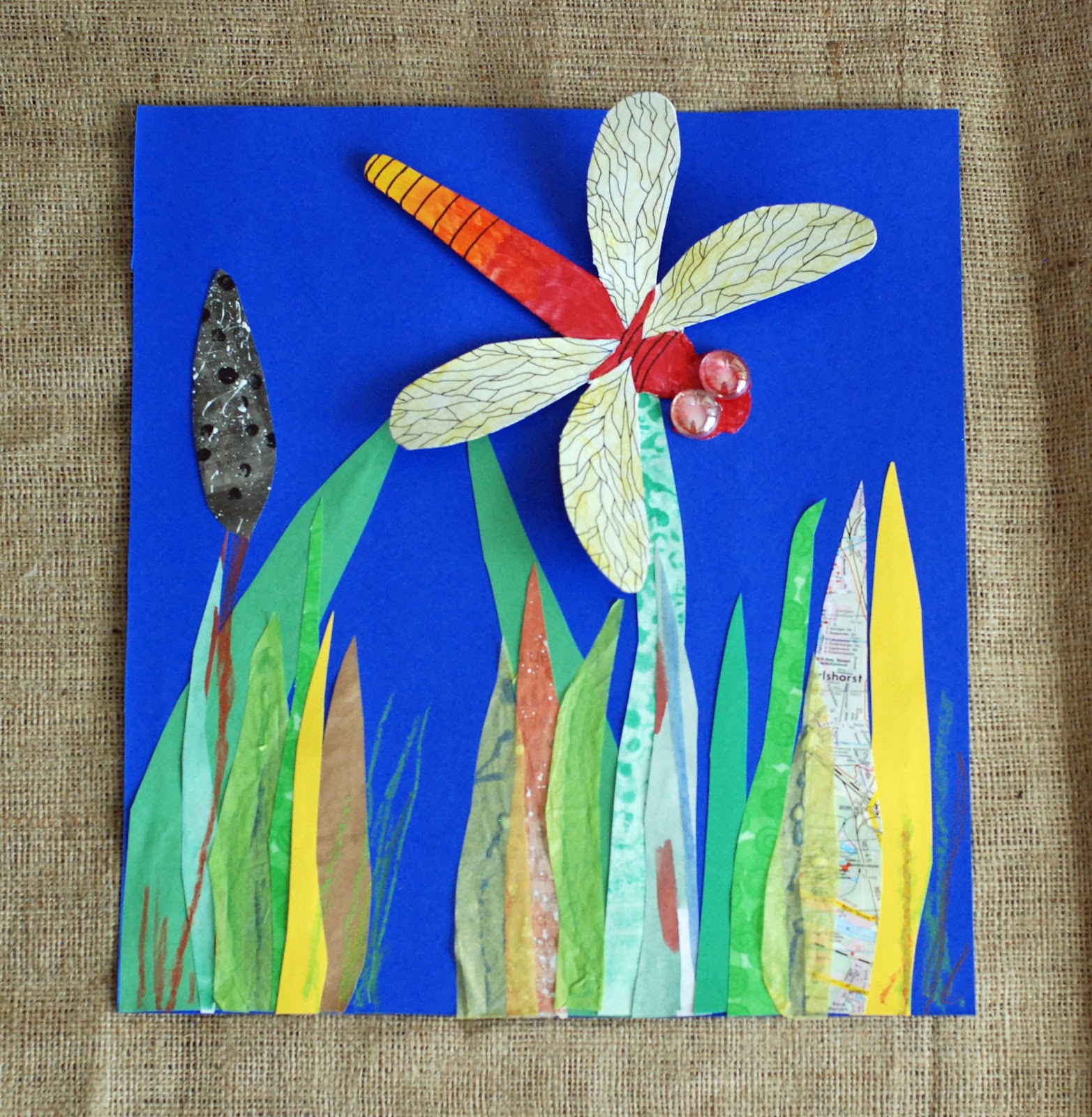 Dragonfly arts and crafts - Dragonfly Arts And Crafts 12