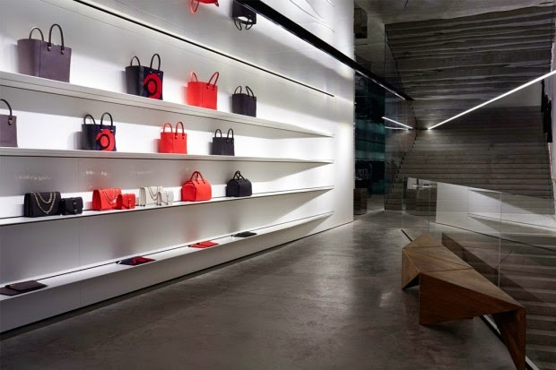 Victoria Beckham has opened its first boutique