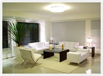 luz%2B %2B3 Iluminação para Sala de Estar