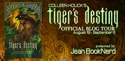 Tigers Destiny Blog Tour