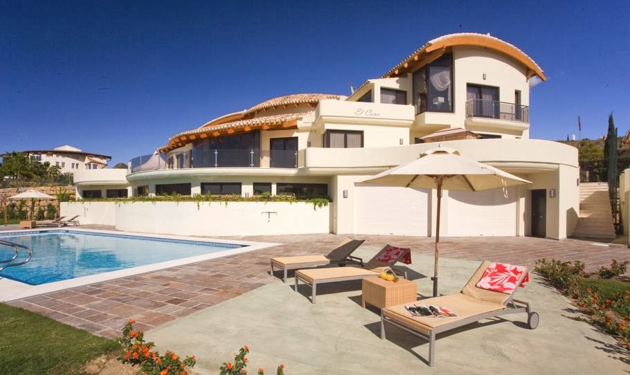 Passion for luxury villa el cano marbella spain - Luxury homes marbella ...