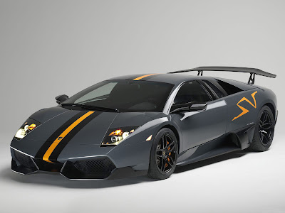 2010 Lamborghini Murcielago LP670-4 SV China Edition
