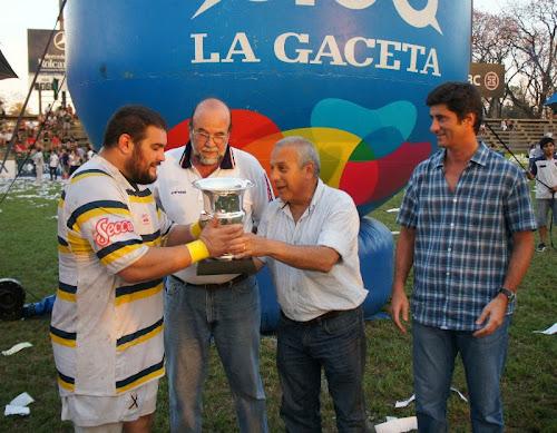 Tucumán Lawn Tennis Campeón del Regional del NOA 2014