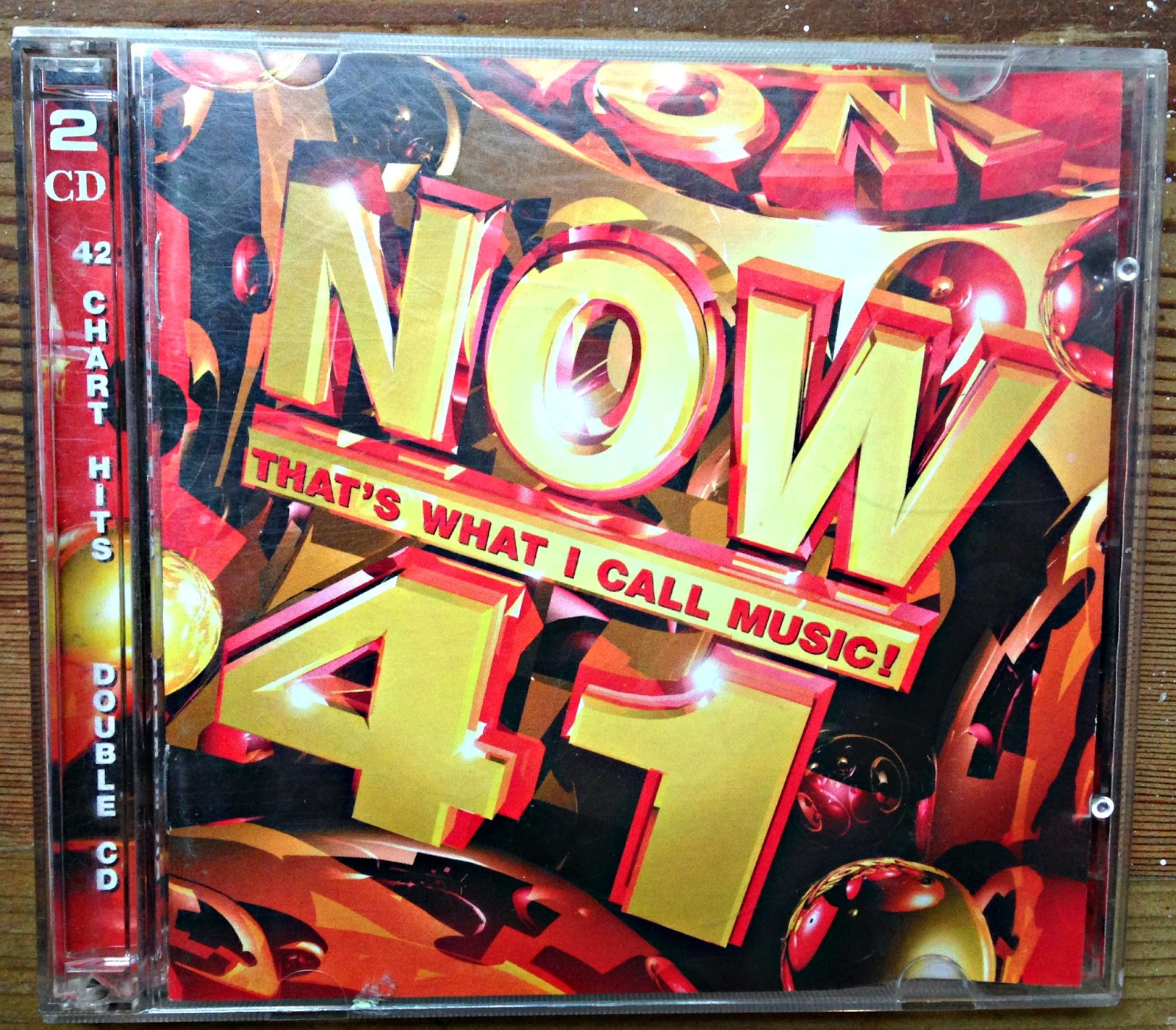 Now 41 That's What I Call Music Album
