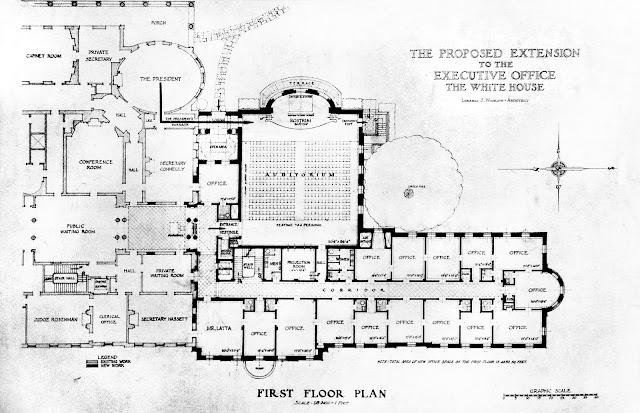 Gallery For White House Floor Plan