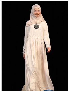 Baju abaya muslimah India