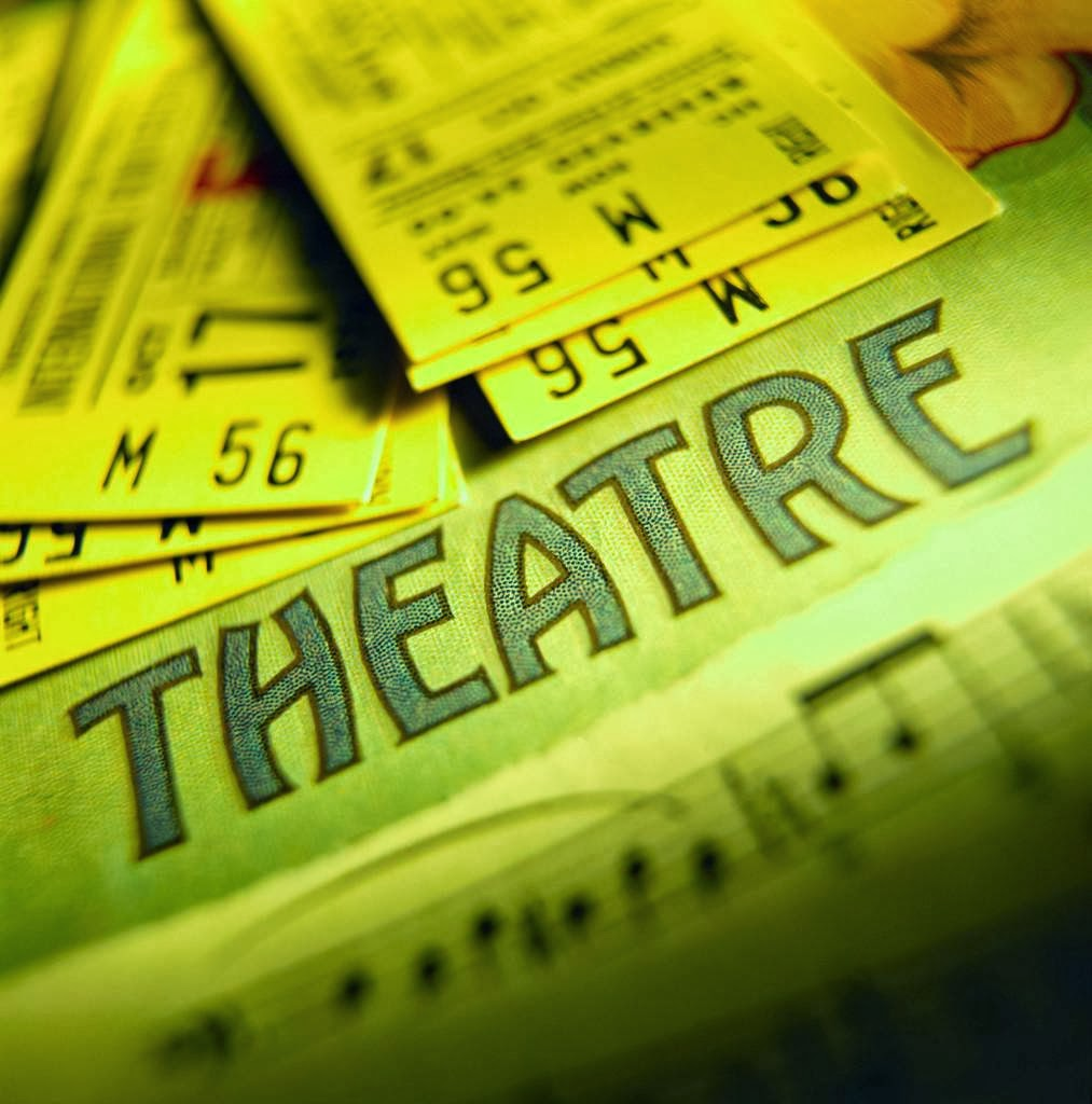 Theater ticket