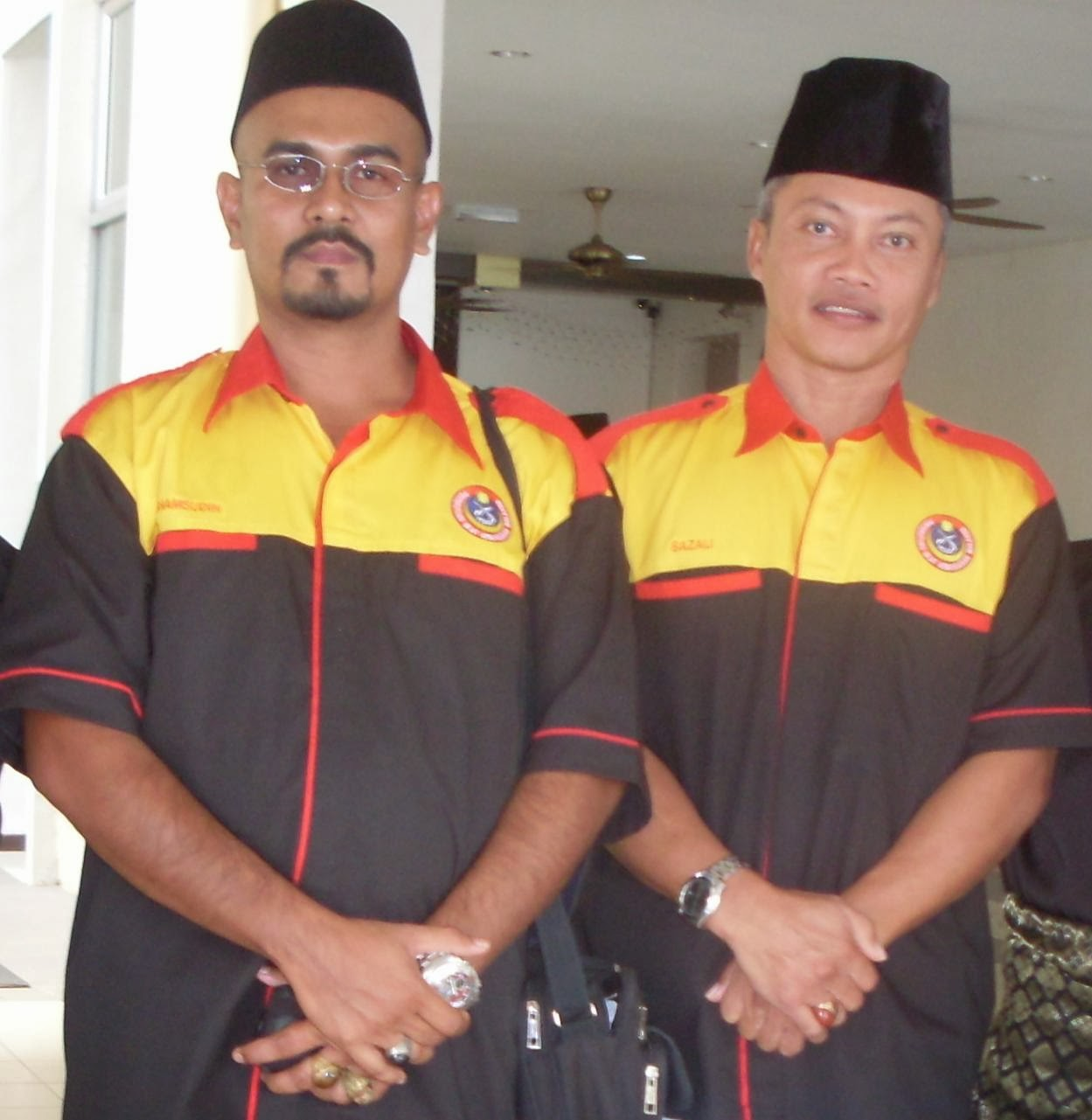 Bersama Sazali Meor Rahman