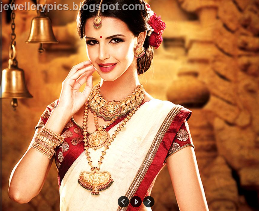 Malabar Gold Temple Jewellery Designs - All The Best Gold In 2018