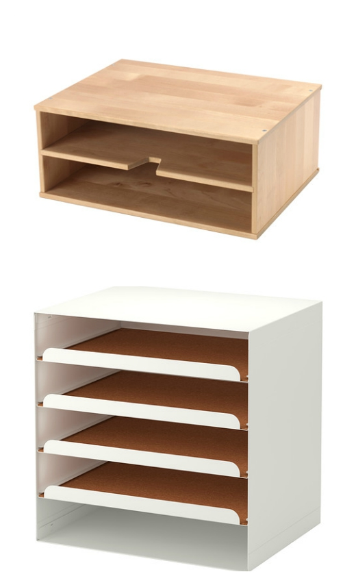 craft storage a4 paper comparison ikea letter sorters