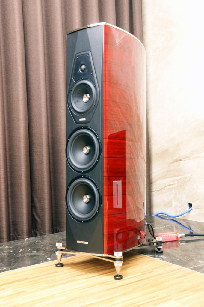 wizard high end audio blog setup sonus faber amati futura with goldmund. Black Bedroom Furniture Sets. Home Design Ideas