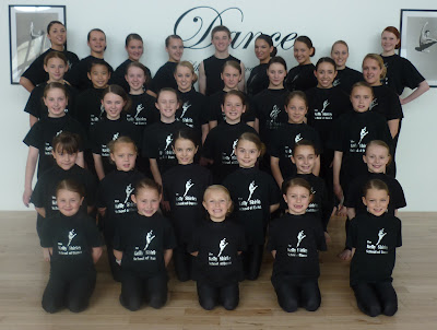 Kelly Shirley School of Dance from Burscough