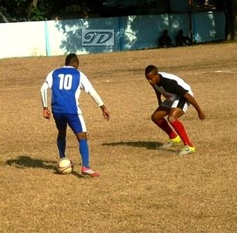 Ausente el gol en duelo Santiago vs La Isla