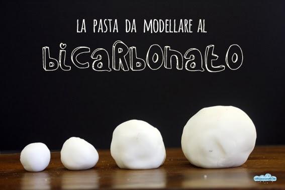 Ben noto Quandofuoripiove: La pasta da modellare al bicarbonato: mai più senza! WC08