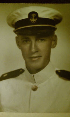 WWII Naval Officer