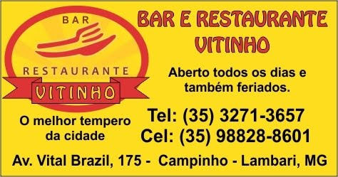 BAR E RESTAURANTE DO VITINHO