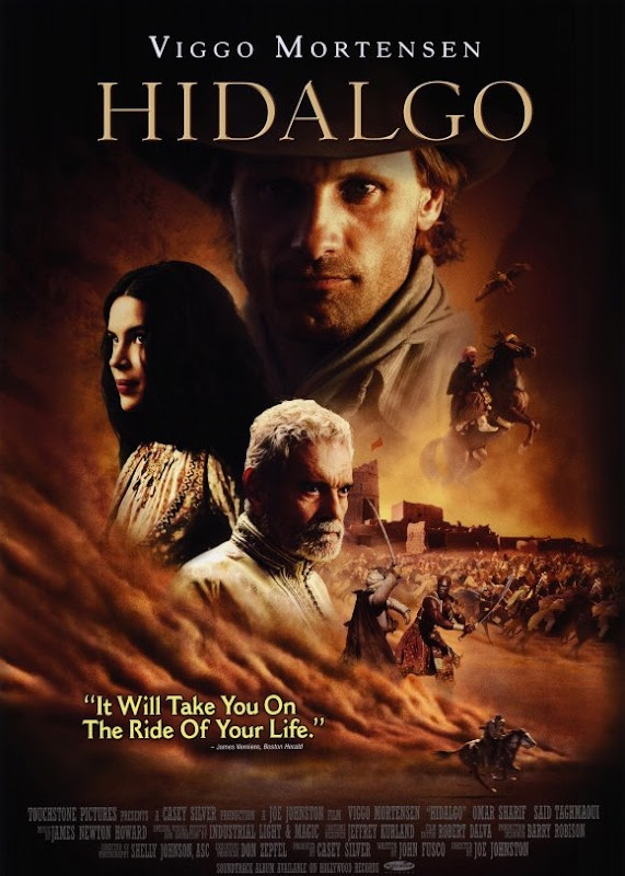 Hidalgo movie poster