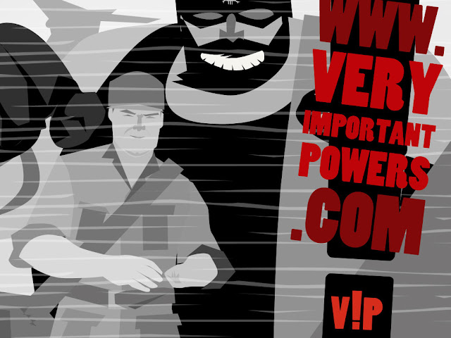 Powers Comic Very Important, Vessillo Nero in Vietnam