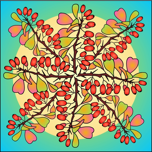 Image Result For Autumn Mandala Coloring