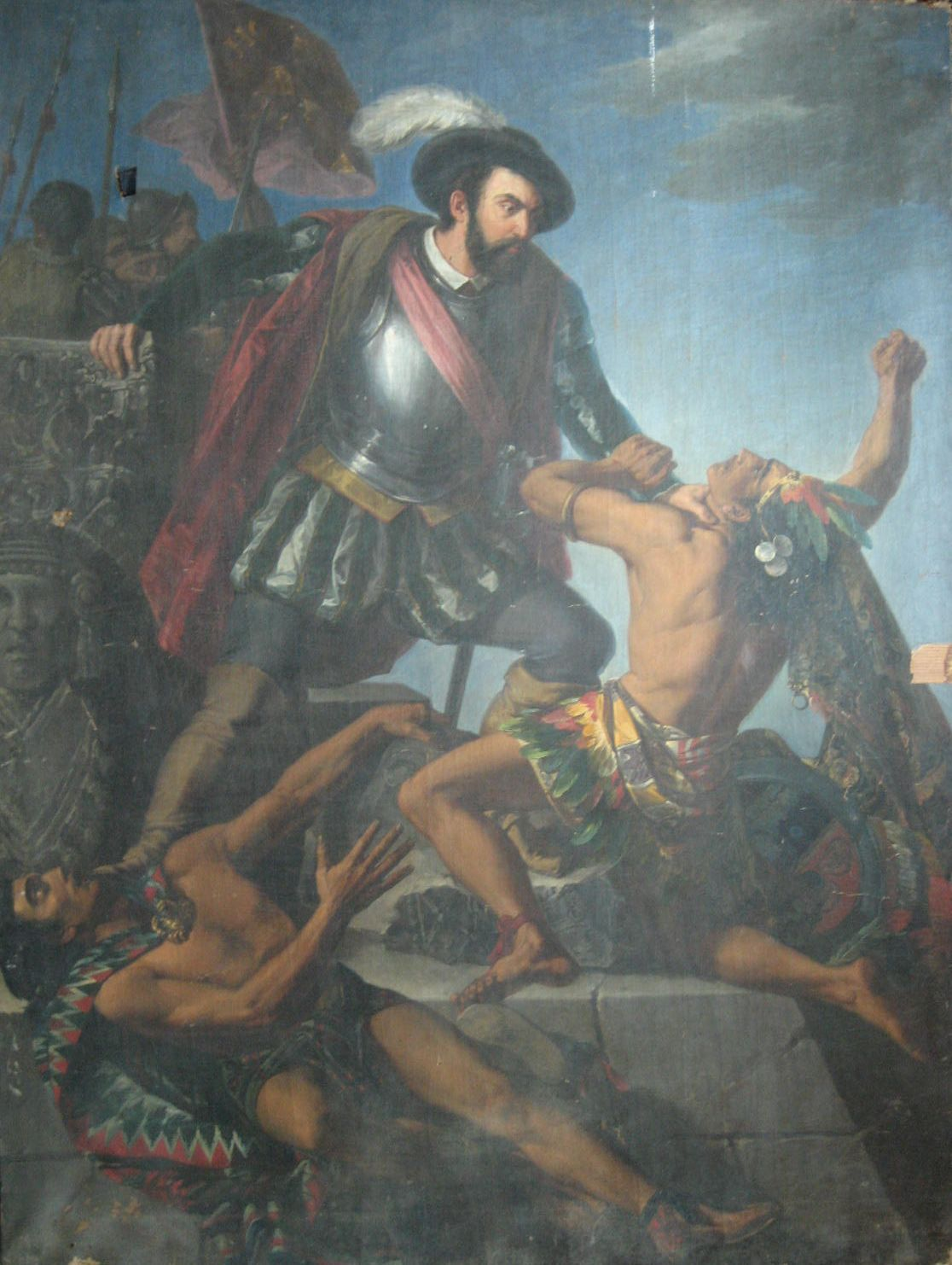 a biography of hernan cortes Fascinating facts about the man who tried to bring down the aztecs in this hernan cortez biography who was hernan cortes and what drove him to conquer.