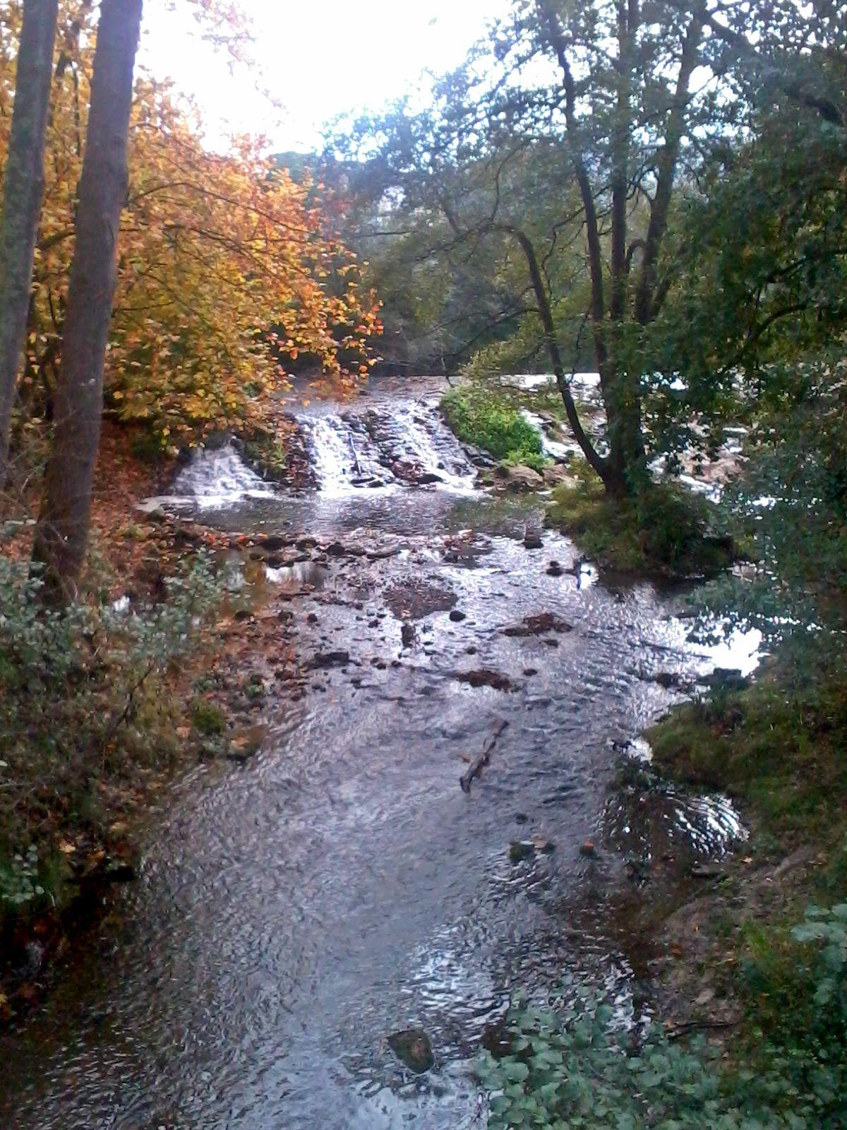 rio Asturias naturaleza sendero