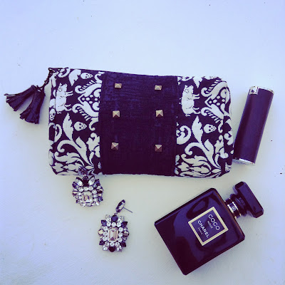 pochette rock and roll coco noir chanel shourouk le rouge givenchy
