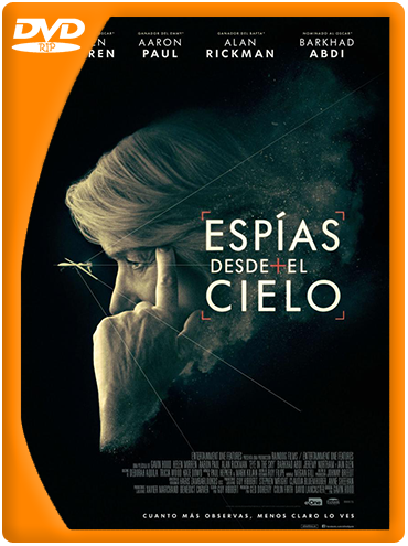 Espías Desde El Cielo (2015) DVDRip Latino