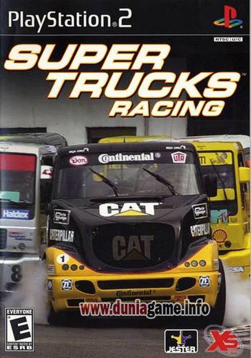 SUPER TRUCKS RACING PS2 ISO