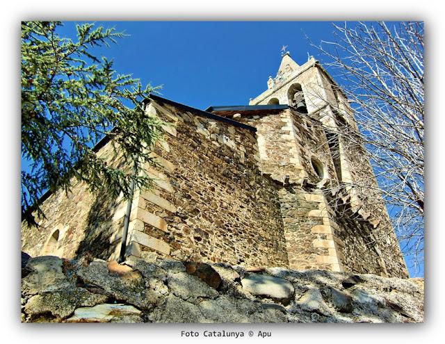 Iglesia de Llivia