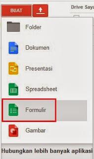 membuat formulir order online