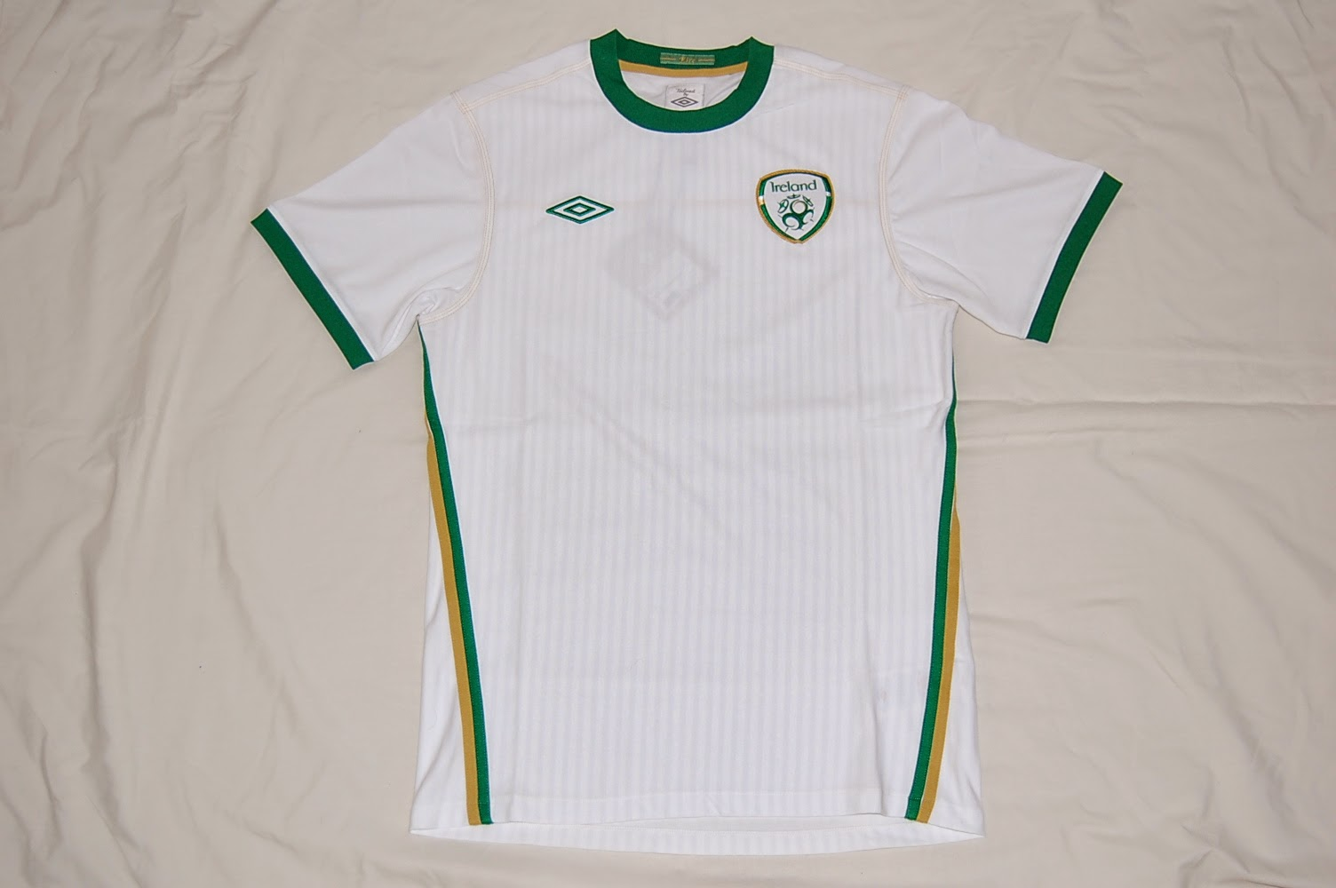 af0b81b7cfc Away 2010 12  Umbro. Another Irish shirt to add to the collection. In my  mind